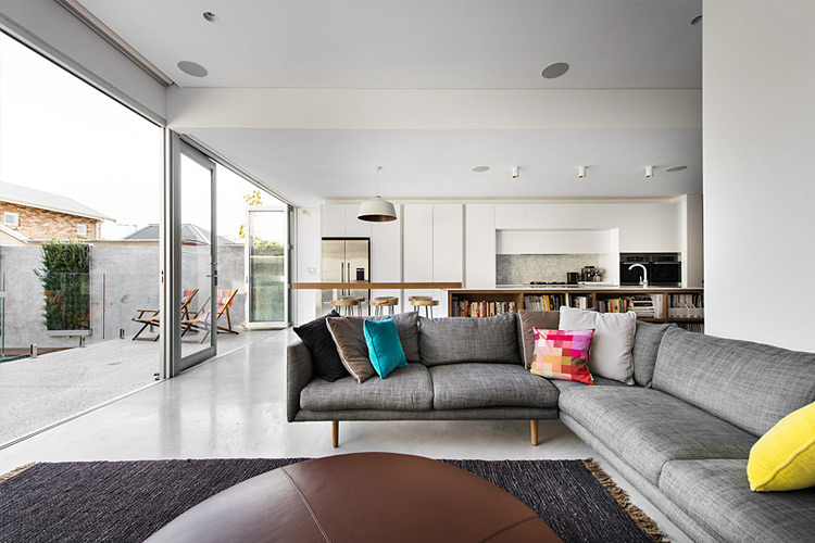 Open Plan Living Design vos creΛtive - open-plan living design